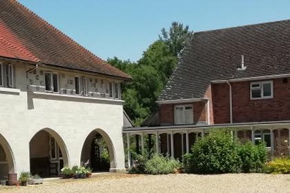 St Nicholas Hospital Christian Almshouse in Salisbury