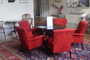 St Nicholas Hospital Almshouse Community Lounge